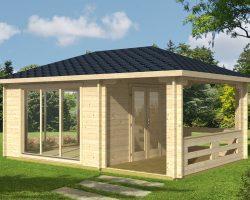 Gartenhaus mit Terrasse Anette