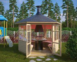 Paradise Grillpavillon