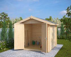 Holz Gerätehaus (Geräteschuppen) Andy M