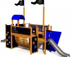 Piratenschiff Rambler