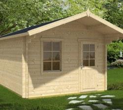 gartenhaus mit sauna kaufen 5 jahre garantie. Black Bedroom Furniture Sets. Home Design Ideas