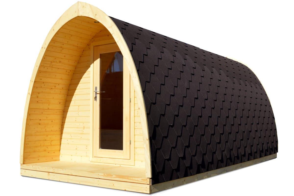 gartenhaus mario 8m 42mm 430x240cm hansagarten24. Black Bedroom Furniture Sets. Home Design Ideas