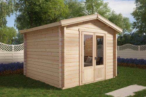 Holz-Gartenhaus Nora B