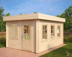 Holz-Gartenhaus Jacob C