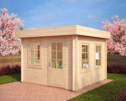 Gartenhaus aus Holz Lucas C