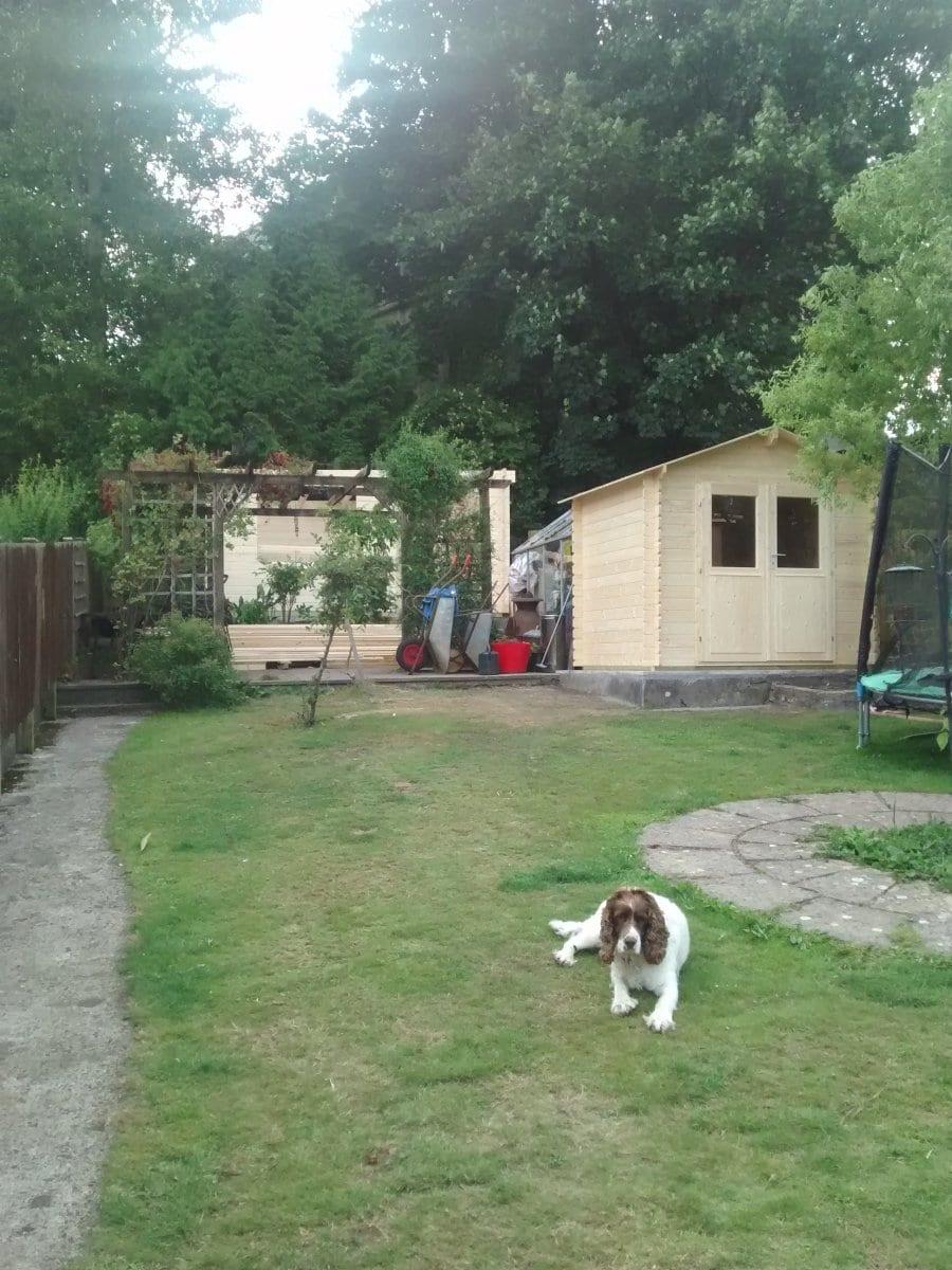 Gartenhaus Anita M!