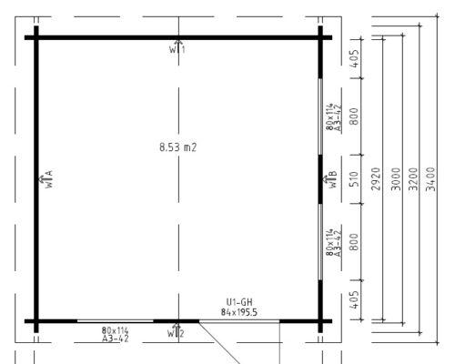 gartenhaus holz 3 3 ay15 hitoiro. Black Bedroom Furniture Sets. Home Design Ideas