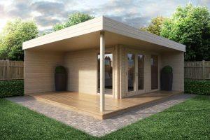 Gartenhaus Hansa Lounge