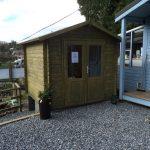 Kleines Holzhaus Anita 4