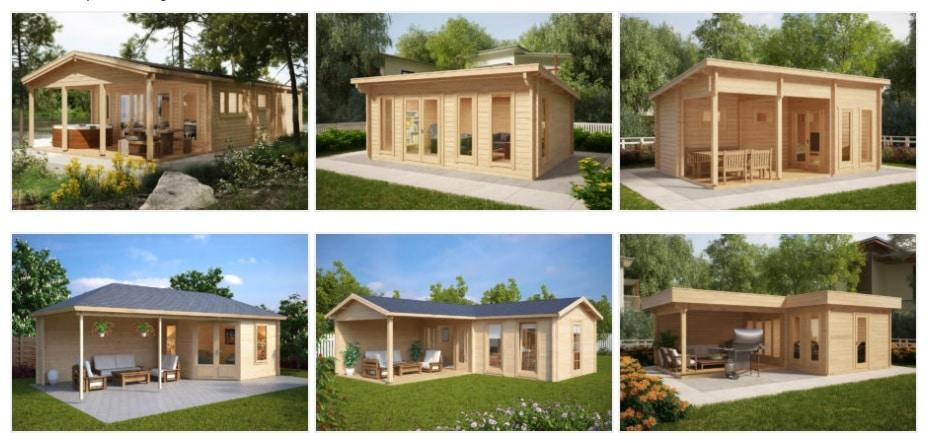 Der Sommer kommt! Wie Sie ein neues Gartenhaus planen