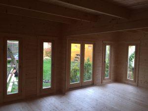 Gartenhaus Hansagarten24