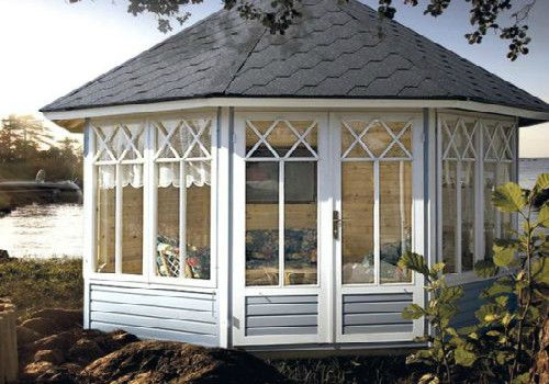 Welche Bodenbeläge Sollten Sie In Ihrem Garten Hütte Installieren