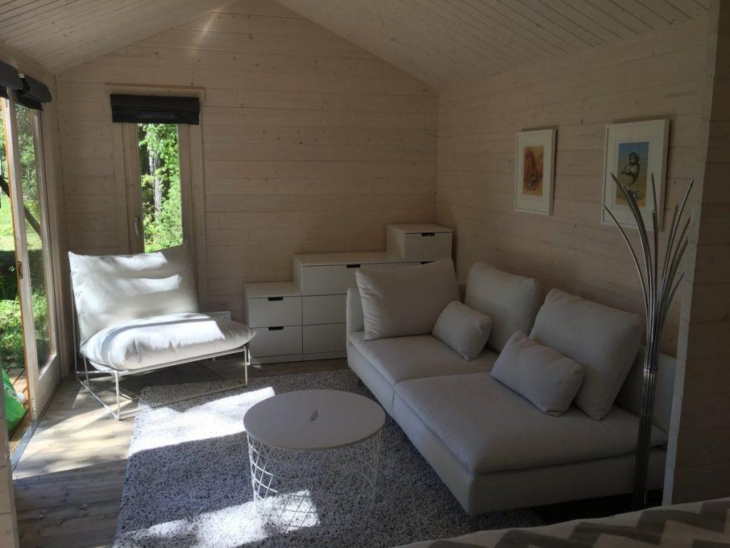 Gartenhaus Linda