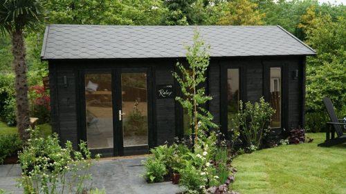 Gartenhaus aus Holz Linda