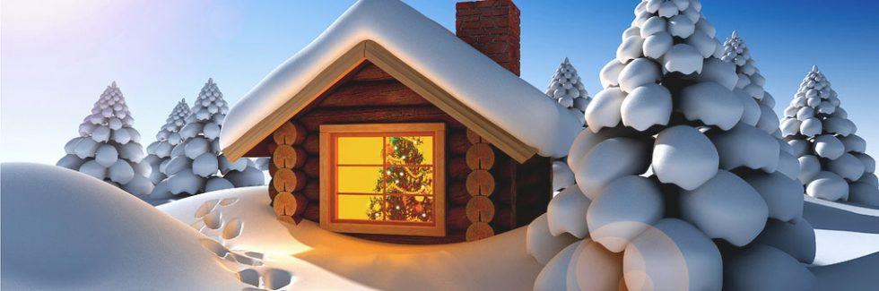 Wie Sie Ihr Gartenhaus auf den Winter vorbereiten in 10 einfachen Schritten