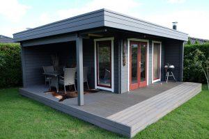 Gartenhaus Hansa Lounge XL von Hansagarten24.de