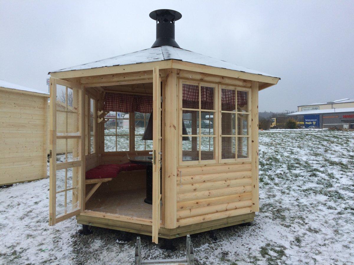 grillpavillon seattle s in pfalzfeld rheinland pfalz hansagarten24. Black Bedroom Furniture Sets. Home Design Ideas