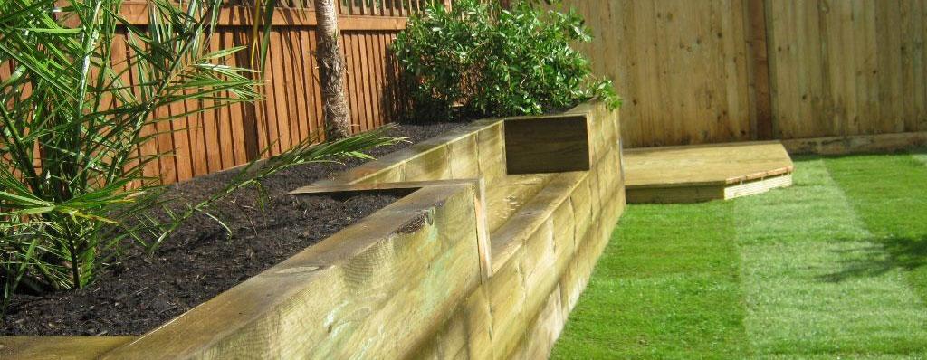 Gärtnern am Gartenhaus – Hochbeete
