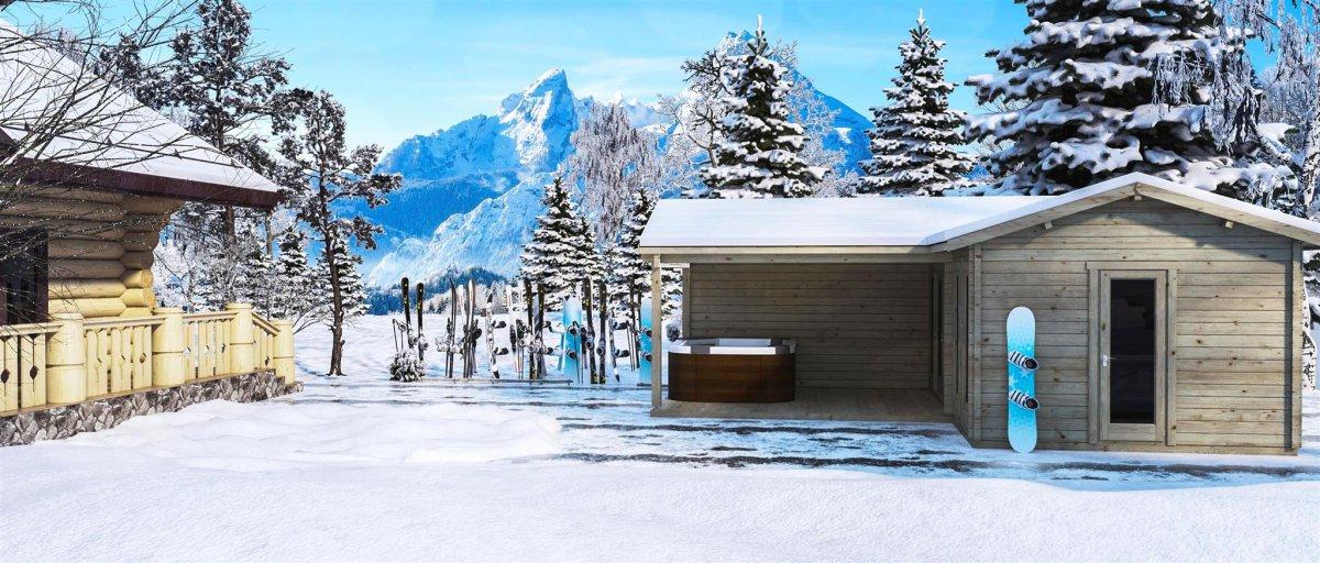 Unsere Holzhäuser sind ab sofort in Österreich erhältlich!