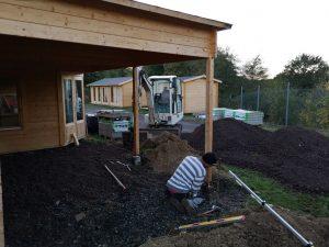 Weitere Verbesserungen an unser Gartenhaus-Ausstellung in Pfalzfeld, Rheinland-Pfalz