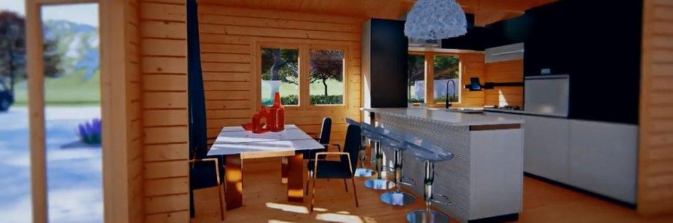 Gartenhäuser aus Holz - Die 5 Vorteile, die Sie kennen sollten