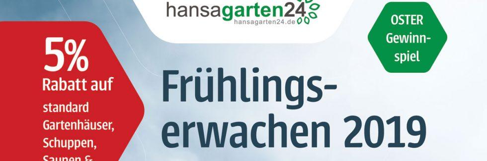 Frühlingserwachen 2019