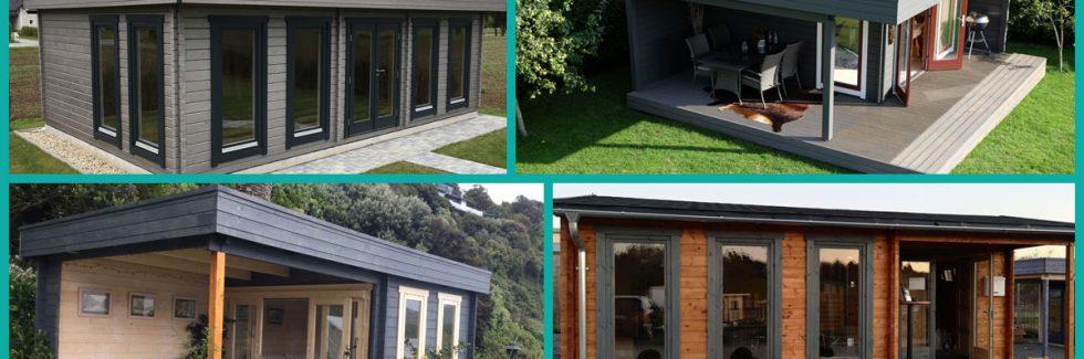 Moderne Gartenhäuser – Schicke Alleskönner mit Stil