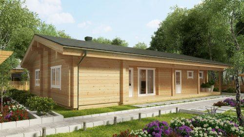 """Wohnblockhaus """"Cristel"""" mit drei Schlafzimmern"""