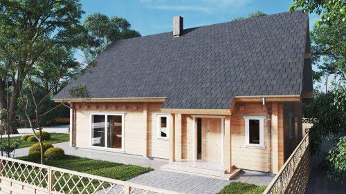 Wohnblockhaus kaufen - Hansa-170
