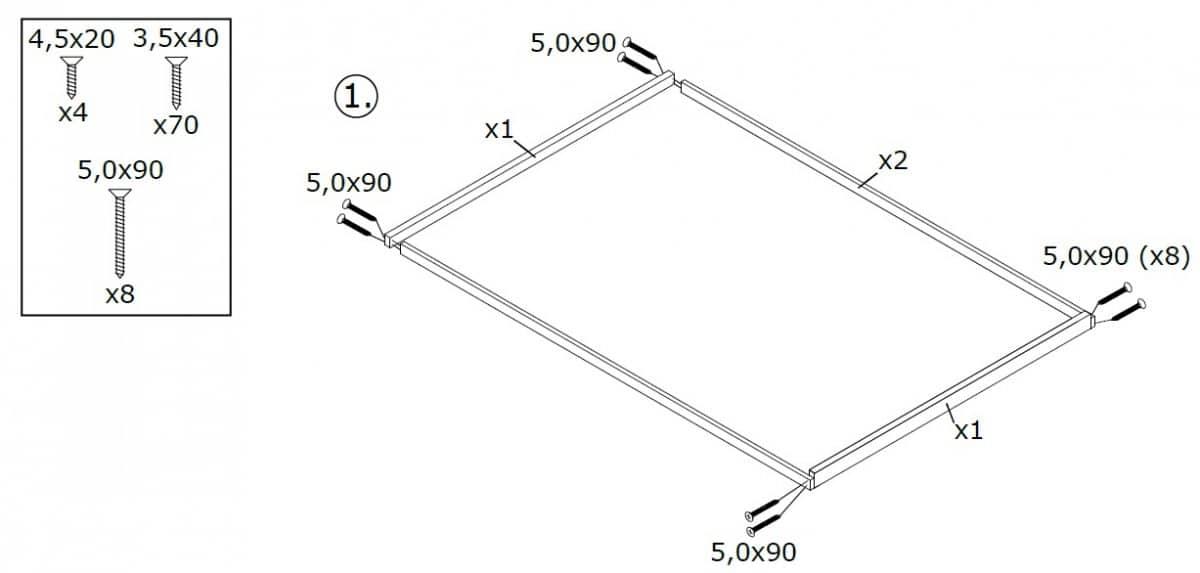 Montage-Anleitung für Schiebetüren 1
