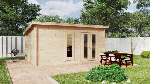 "Gartenhaus aus Holz ""Ryan I"""