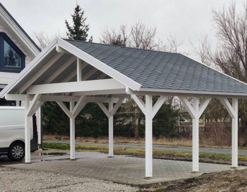 Carport aus Holz Henley XL