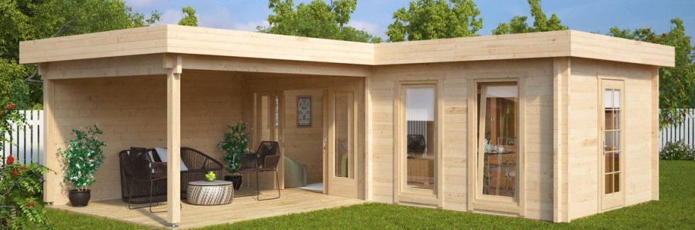 Eine Holzhütte kaufen – Wie machen Sie es richtig?