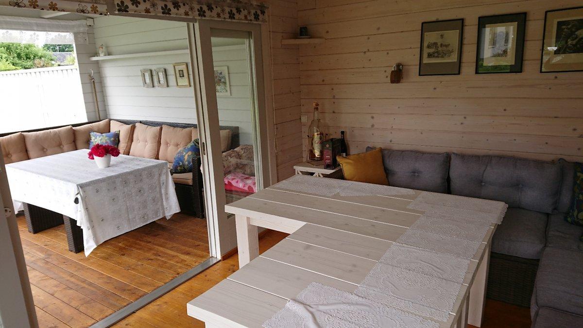 Gartenhäuser, Lagerschuppen, Saunahäuser und Grillhütten mit kurzer Lieferzeit