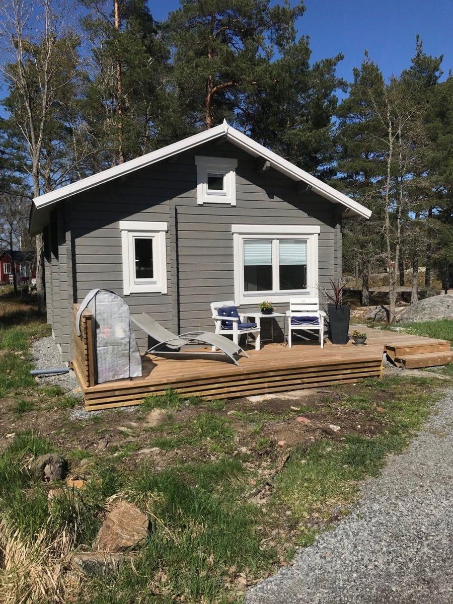 Unsere Blockhütten-Sets für den Bau eines Ferienhauses