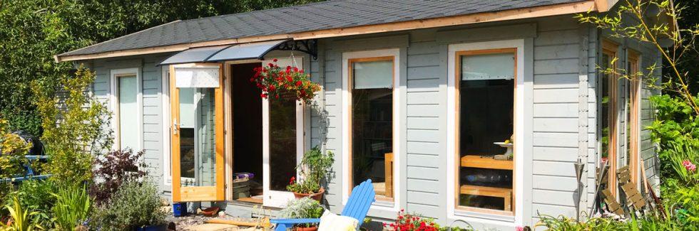 Ein Gartenhaus kaufen – Die Lösung für Platzprobleme?