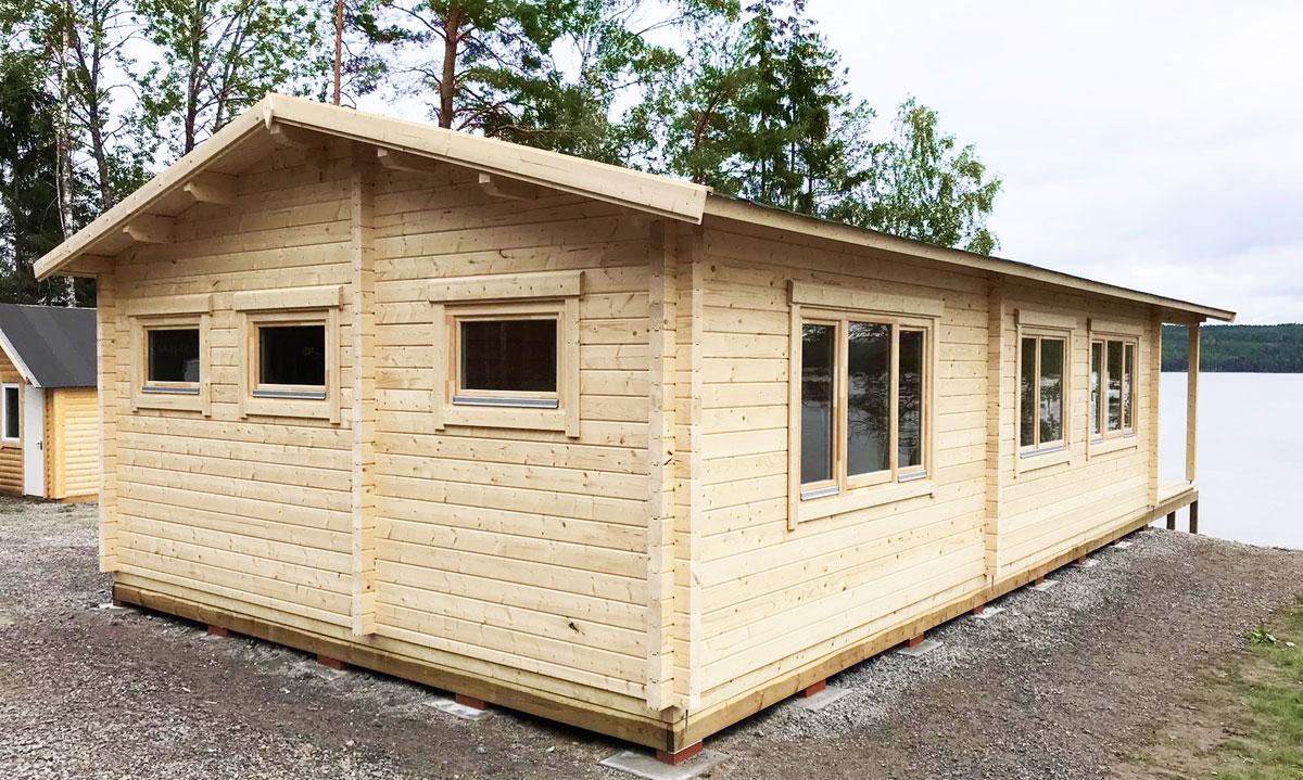Unsere Blockhäuser, Ferienhäuser, Gartenhäuser und anderen Holzhäuser in der Schweiz