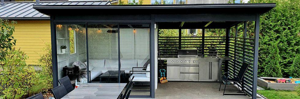 Kleiner Garten - kleines Gartenhaus?