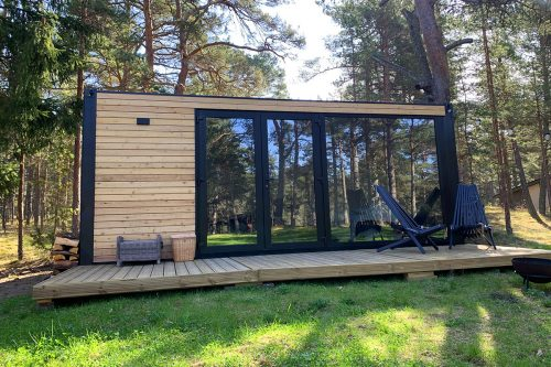 Container House PopUpHut
