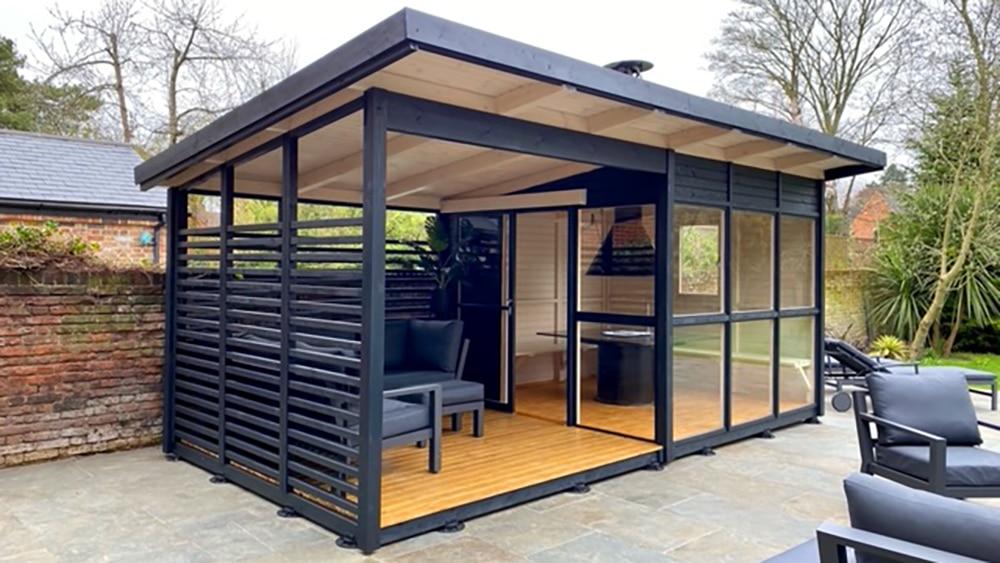 Das moderne Gartenhaus – Vom Gartenschuppen zum Universalgenie