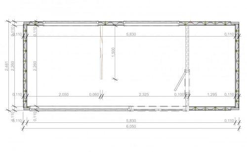 V2 Gebäudeplan