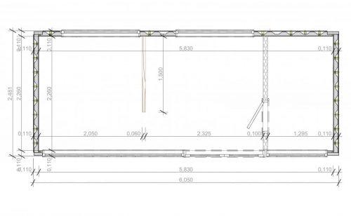 V3 Gebäudeplan