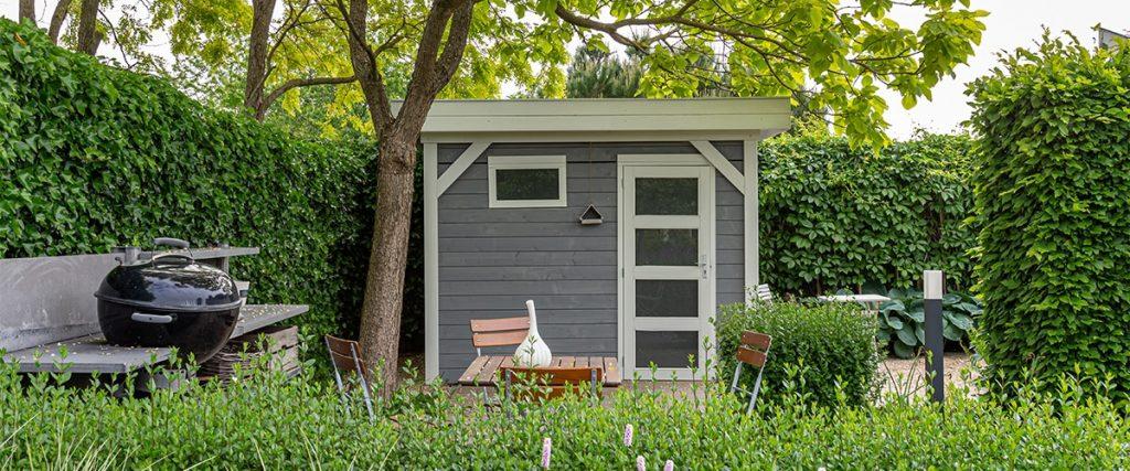 Das Gartenhaus aus Holz – Nachhaltig