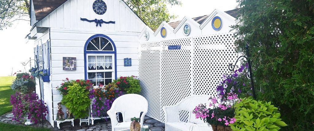 Das Gartenhaus aus Holz – Nachhaltig, praktisch und schön
