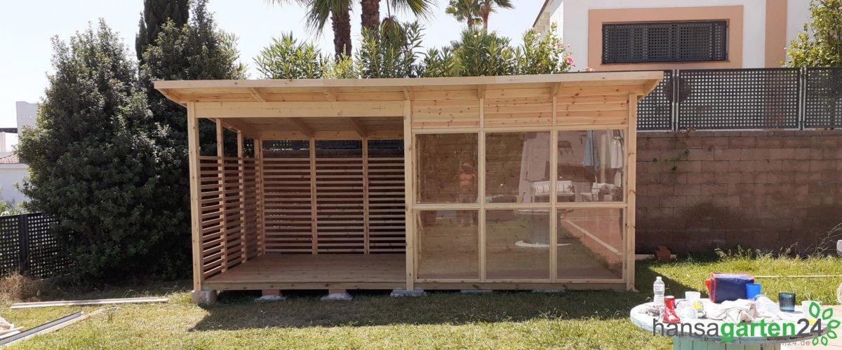 Gartenschuppen aus Holz – Instandhaltung, Wartung, Pflege