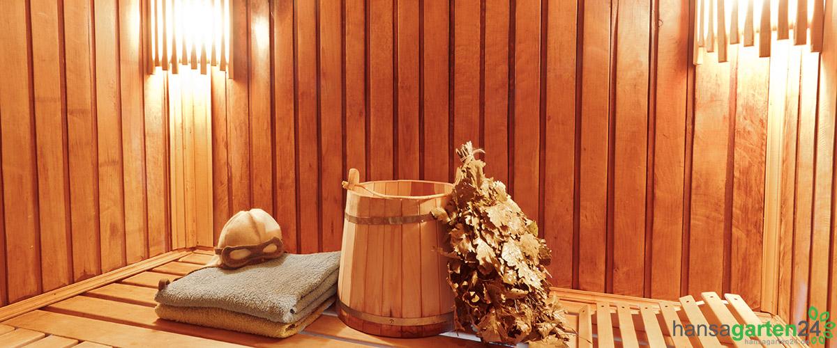 Sauna ins Gartenhaus – Gesundschwitzen im Garten