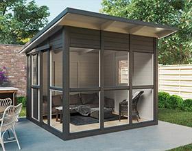 Gartenpavillons und Holzpavillons