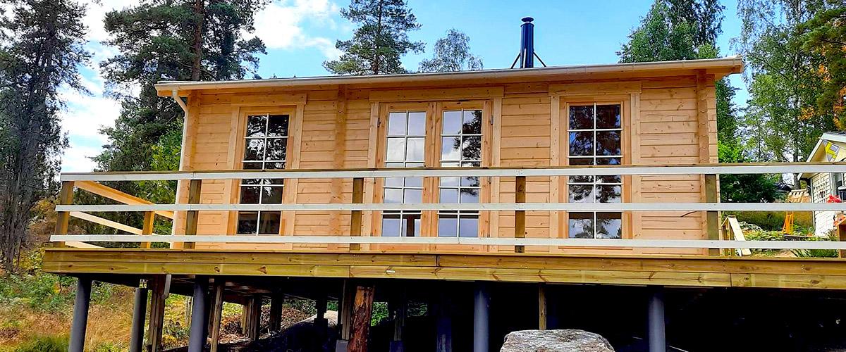 Eine Holzhütte kaufen – Richtig investieren in Corona-Zeiten